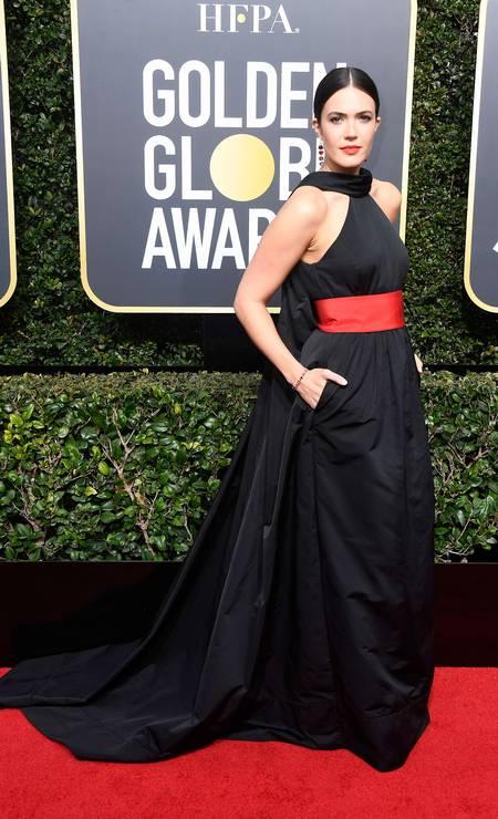 A atriz Mandy Moore Foto: Frazer Harrison / AFP