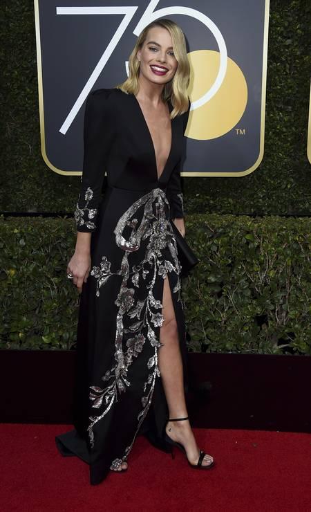 A atriz Margot Robbie Foto: Jordan Strauss / Jordan Strauss/Invision/AP