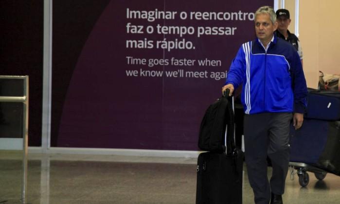 Rueda revela diálogo com chilenos e diz que vai conversar com o Flamengo por futuro — Exclusivo