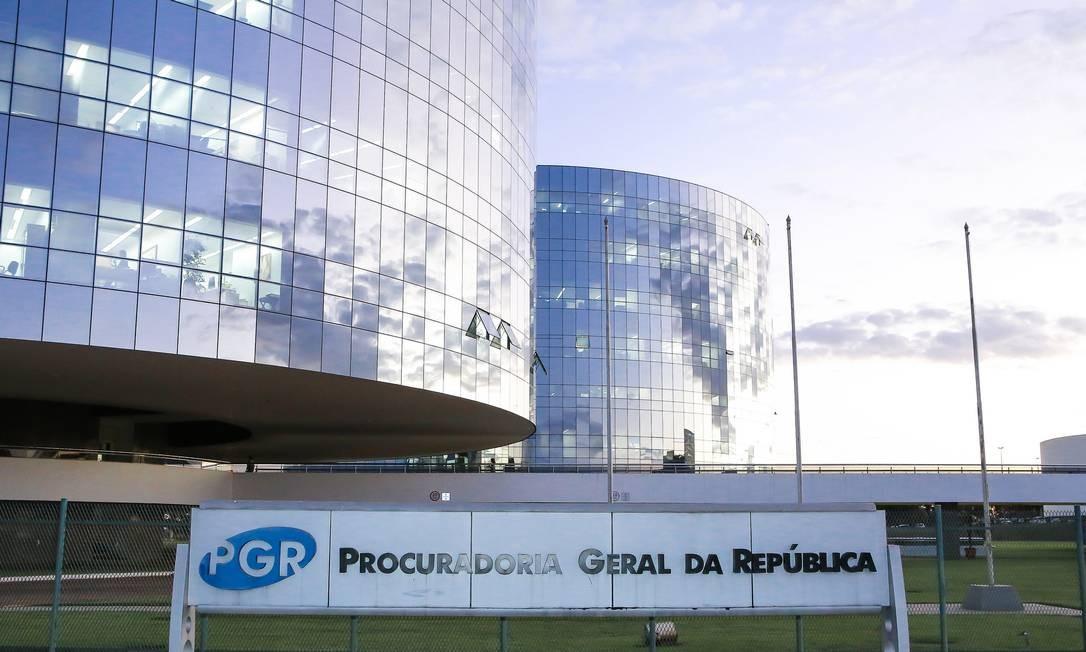 O prédio da Procuradoria-Geral da República, em Brasília Foto: Antonio Augusto/Secom/PGR