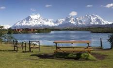 Patagônia Chilena: Rio Serrano, no Parque Nacional Torres Del Paine Foto: Edilson Dantas / Agência O Globo