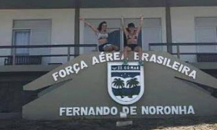 Resultado de imagem para cristiane brasil em fernando de noronha