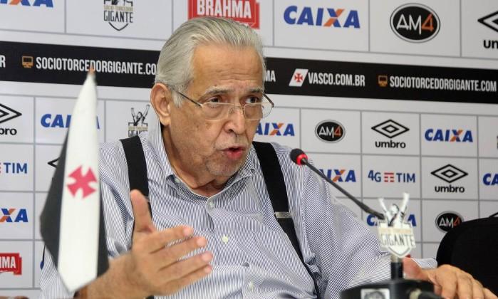 Relator do Tribunal de Justiça nega pedido da situação do Vasco