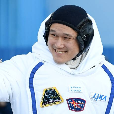 Norishige Kanai, da Agência de Exploração Aeroespacial do Japão Foto: POOL New / REUTERS