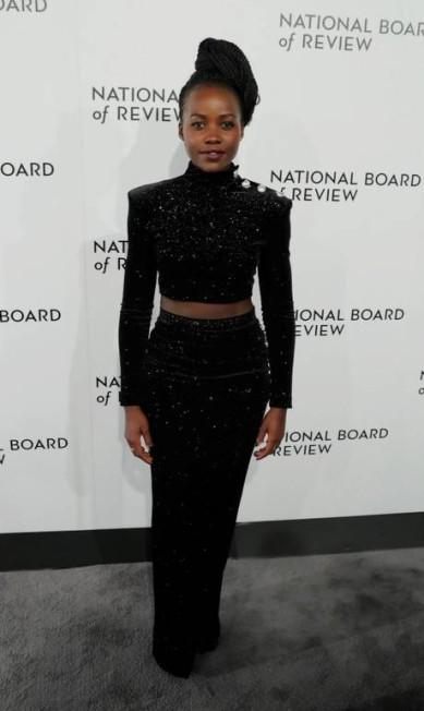 Lupita Nyong'o LUCAS JACKSON / REUTERS