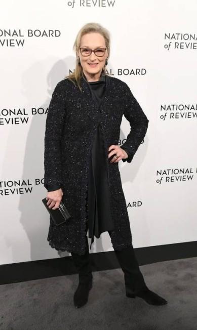 Meryl Streep ANGELA WEISS / AFP