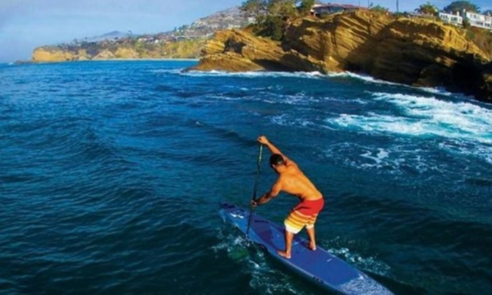 Stand up paddle em Auckland, Nova Zelândia Foto: SUP Centre / divulgação