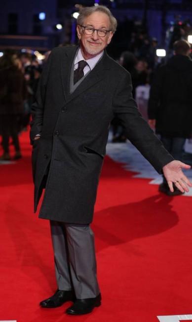 O diretor Steven Spielberg DANIEL LEAL-OLIVAS / AFP