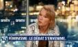 """Brigitte Lahaie é uma das cem signatárias de carta publicada no """"Le Monde"""""""