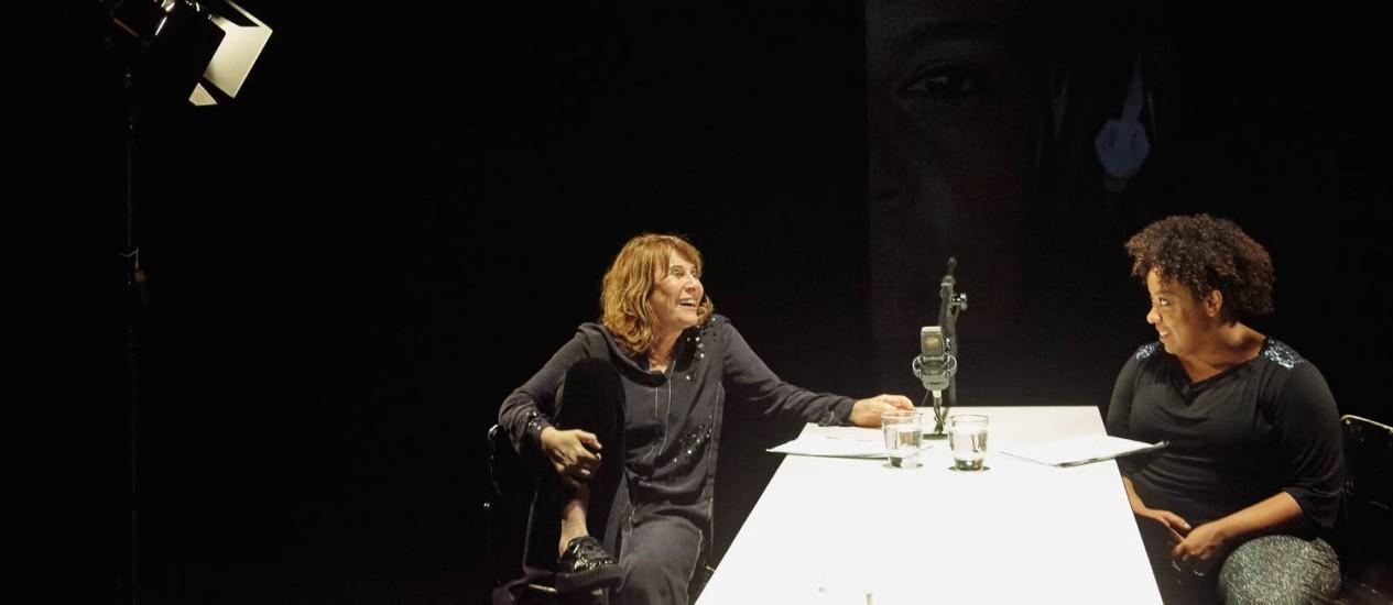 Grace Passô e Renata Sorrah dividem algumas cenas Foto: Divulgação / Nana Moraes