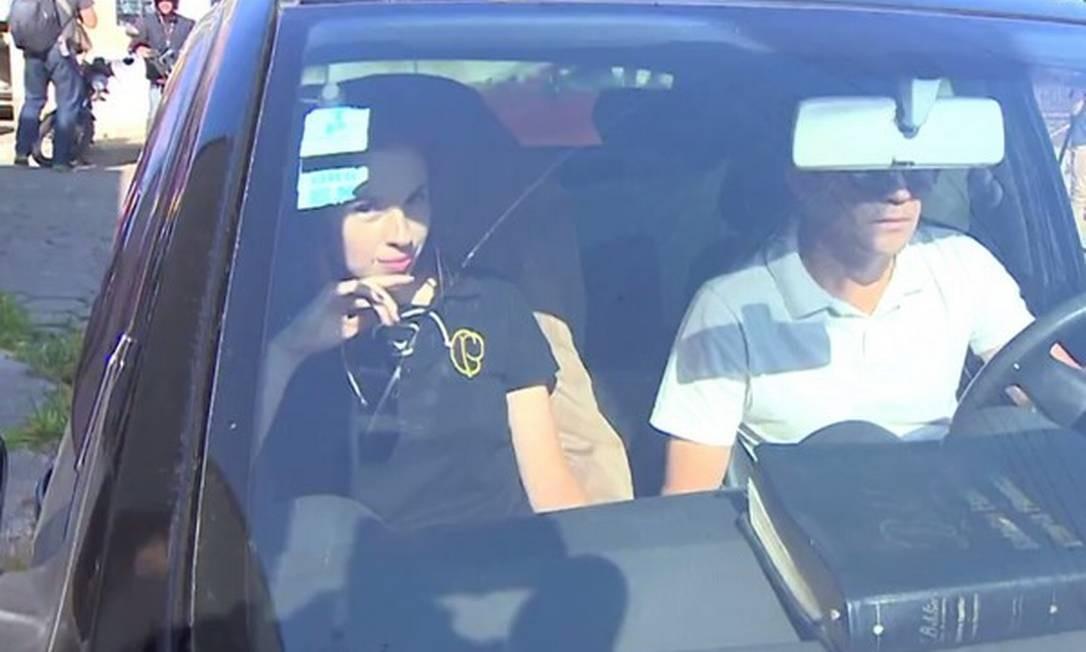 Suzane Richthofen foi condenada a 39 anos de prisão pela morte dos pais Foto: Reprodução/TV Vanguarda