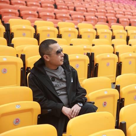 Jia Zhang ke, cineasta chinês e idealizador de festival de Pingyao Foto: Divulgação / Divulgação