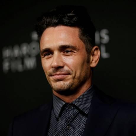 O ator americano James Franco Foto: Mario Anzuoni / REUTERS