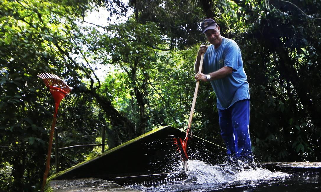 A 16 quilômetros do centro de Nova Iguaçu e a pouco mais de 70 quilômetros do Rio, a reserva é uma ilha de biodiversidade no meio do asfalto Antônio Scorza / Agência O Globo