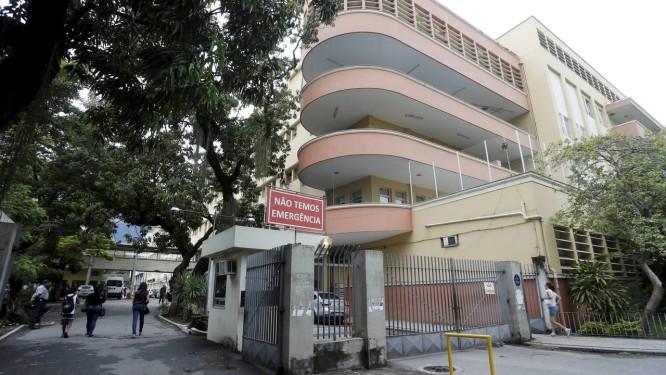 Hospital Universitário Pedro Ernesto estará liberado para realizar seu processo seletivo após assinatura de protocolo Foto: Domingos Peixoto / Agência O Globo