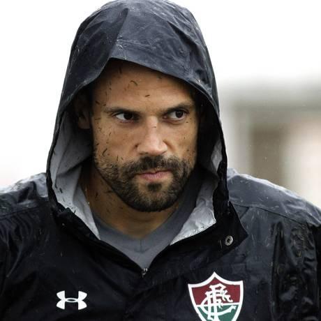Diego Cavalieri cobra o Fluminense na Justiça Foto: Nelson Perez / Fluminense