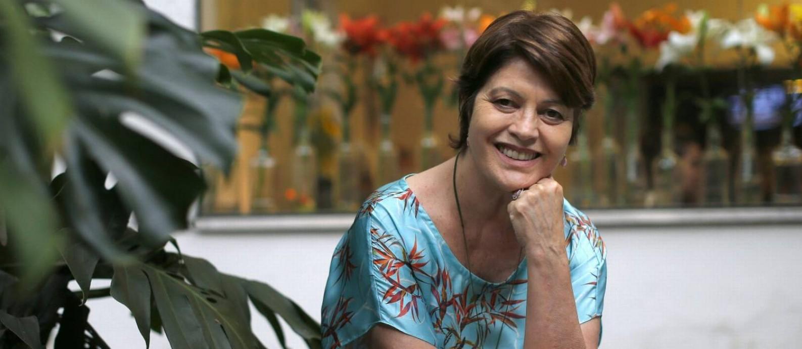 """Magali Biff diz sempre foi conhecida como """"bicho de teatro"""" Foto: Agência O Globo"""