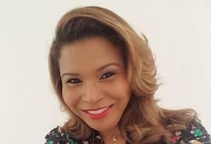 Michelle Ramos da Silva está internada em estado grave Foto: Acervo pessoal