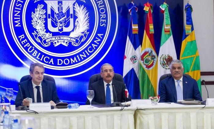 Governo e oposição da Venezuela seguem com negociações