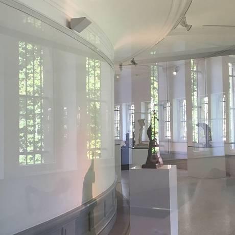 Museu de Belas Artes de Ghent Foto: Divulgação