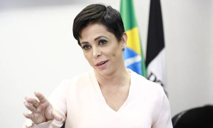 AGU recorre ao TRF2 para garantir posse de Cristiane Brasil como…