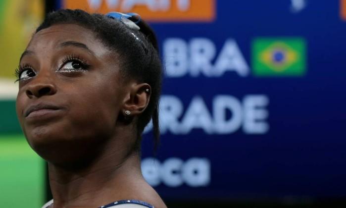 Campeã olímpica Simone Biles revela ter sido abusada