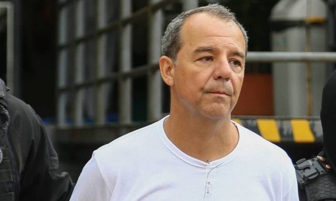 Sergio Cabral e Eduardo Cunha Foto: Geraldo Bubniak e Ailton de Freitas / Agência O Globo