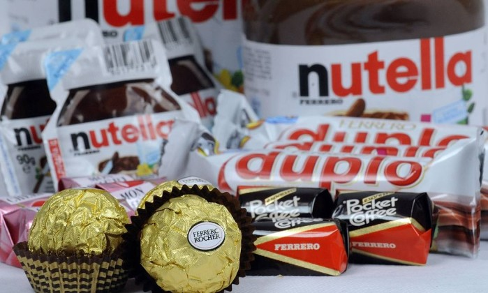 Ferrero compra o negócio mais doce da Nestlé nos EUA