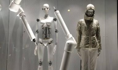 Robôs na moda Foto: Paula Acioli / Divulgação