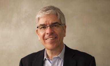 O economista-chefe do Banco Mundial, Paul Romer Foto: Kathi Bahr/Divulgação/PaulRomer.net