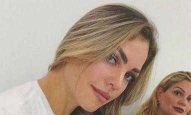 Pâmela Bório, ex-primeira-dama da Paraíba Foto: Reprodução/Instagram