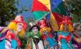 Folia em Olinda: cidade pernambucana é a que tem maior redução percentual nos preços de hospedagens para o carnaval de 2018, em relação a 2017: 53% Foto: Hans Von Manteuffel / Agência O Globo