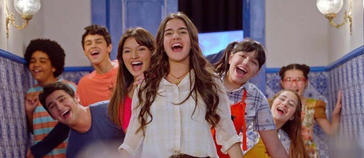 Cena do filme 'Gaby Estrella' Foto: Divulgação