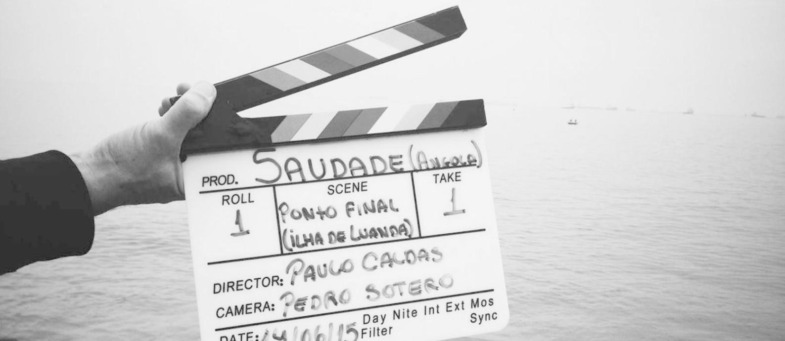 Cena do filme 'Saudade' Foto: Divulgação