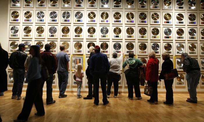 Museu com hall da fama da música country em Nashville, EUA Foto: John Russell / Divulgação