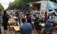 Gastronomia e lazer. Food trucks, cervejas artesanais e festival de pipas entre as atrações do Gastro Beer Foto: Divulgação / Gastro Beer