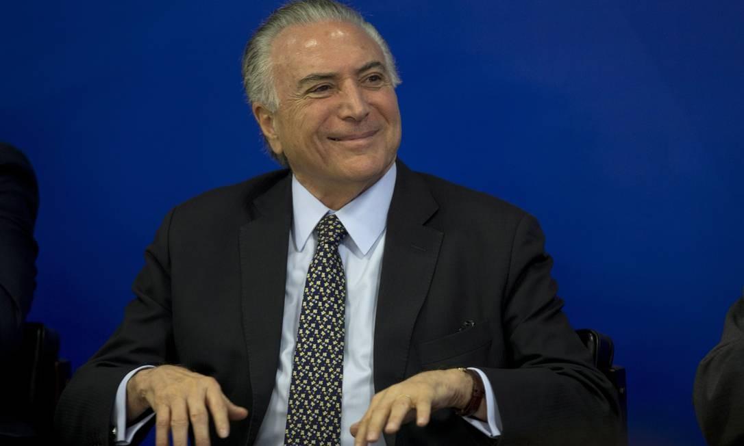 À espera de decisão sobre Cristiane Brasil, Temer se reúne com ministros da Justiça e da AGU