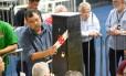 Eleição do Vasco: urna 7 teve votos anulados por suspeita de fraude Foto: Clever Felix/Brazil Photo Press/Agência O Globo