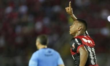 Lucas Silva fez um belo gol Foto: Reprodução