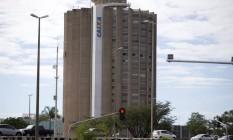Sede da Caixa Econômica Federal, em Brasília Foto: Jorge William/Agência O Globo/18-01-2018