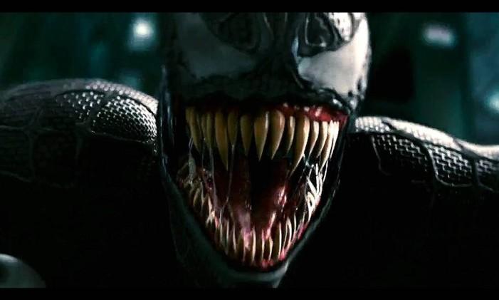 Venom em 'Homem-Aranha 3' Foto: Reprodução