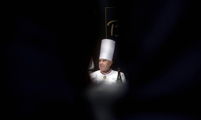Morreu o chef Paul Bocuse,