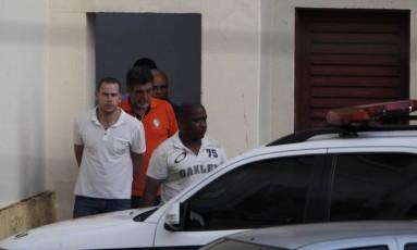 Guilherme Longo é acusado de matar o enteado Joaquim Ponte Marques Foto: Michel Filho