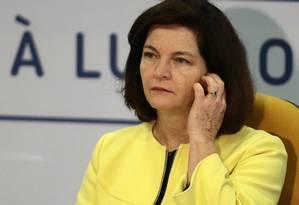 Dodge questiona mudança na legislação Foto: Jorge William / Agência O Globo