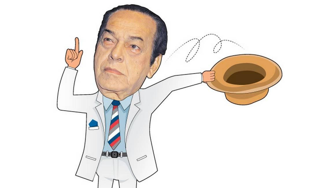 Odorico Paraguaçu completa 45 anos e segue atual na política brasileira