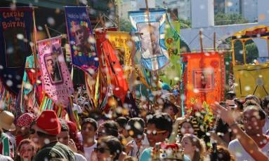 Cordão do Boitatá Foto: Divulgação