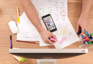 Flexibilidade de horários e local de trabalho podem reduzir custos para a empresa Foto: Pixabay