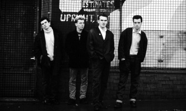 Banda The Smiths sairá em turnê com orquestra de Manchester Foto: Divulgação/Lawrence Watson