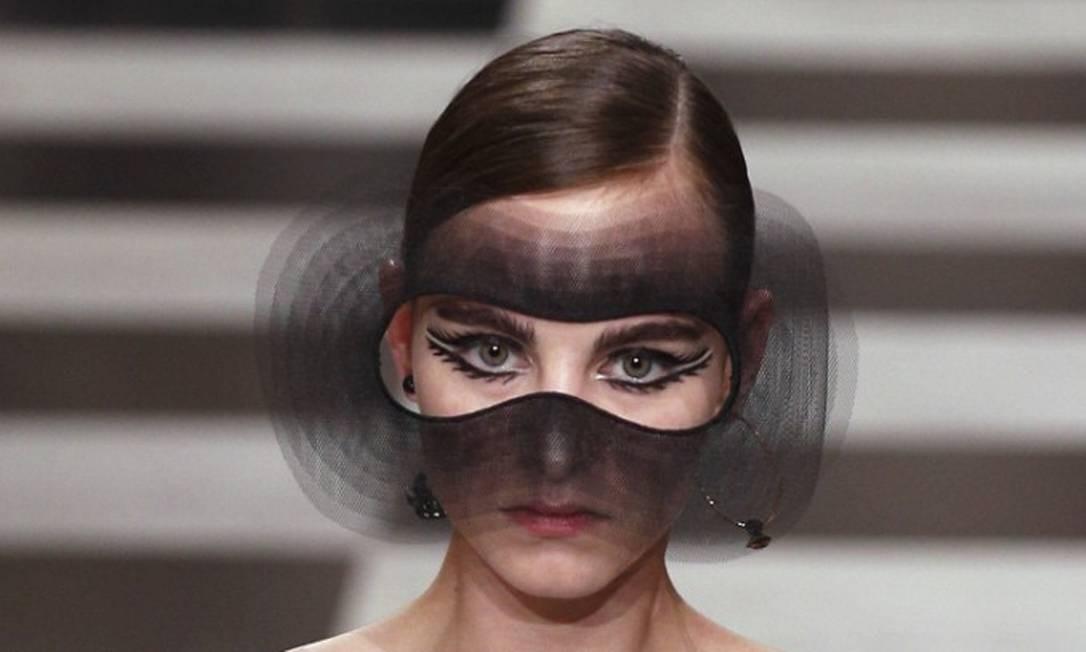 Dior alta-costura primavera-verão 2018 Francois Mori / AP