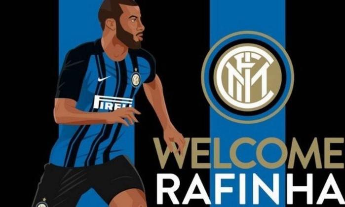 Inter Milão contrata Rafinha,